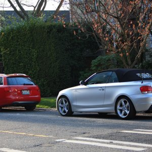 Audi S4 & BMW MCoupe IMG 0949 1280